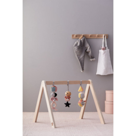 Kids Concept Bamboe Kapstok - Klein