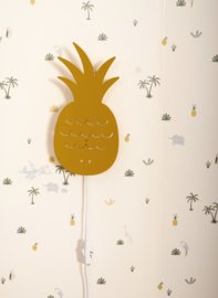 Roommate Lamp Pineapple - Ananas