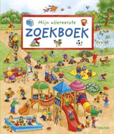 Uitgeverij Deltas Mijn Allereerste Zoekboek