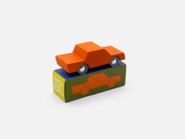 Way to Play Heen en Weer Auto - Oranje