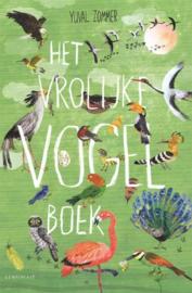 Uitgeverij Lemniscaat Het Vrolijke Vogel Boek - Yuval Zommer