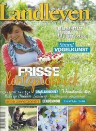 Publicatie - Landleven - 05/2014