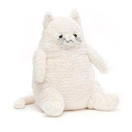 Jellycat Knuffel Kat - Amore Cat Cream (26 cm)