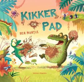 Uitgeverij Veltman Kikker en Pad +3jr
