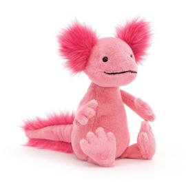 Jellycat Knuffel Axolotl - Alice Axolotl (27 cm)