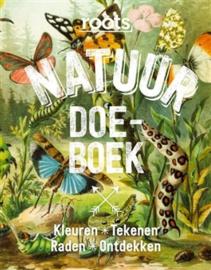 Uitgeverij Fontaine Roots Natuur Doe-Boek - Roots