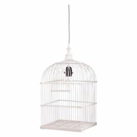 KidsDepot Hanglamp Birdy - Wit