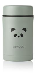 Liewood Bernard Food Jar - Panda Peppermint (500 ml)