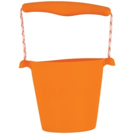 Scrunch Bucket Emmer - Oranje