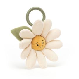 Jellycat Fleury Daisy - Vibrerende Babyspeeltje Madelief