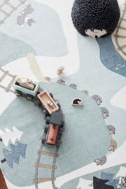 Kids Concept Vloerkleed - Woodland