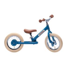 Trybike Steel Loopfiets - Vintage Blauw