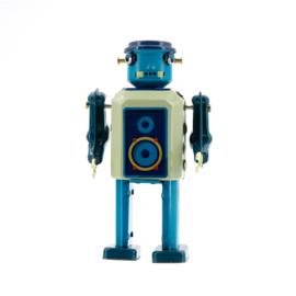 Mr & Mrs Tin Robot - Vinyl Bot