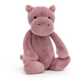 Jellycat Bashful Knuffel Nijlpaard - Hippo (31 cm)