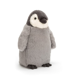 Jellycat Scrumptious Percy Penguin Little - Knuffel Pinguin (24 cm)