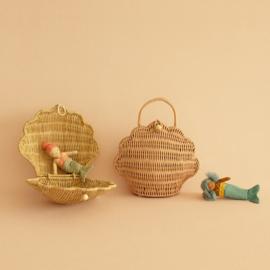 Olli Ella Holdie Folk Mermaid Zeemeermin - Coral