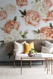 Urban Walls Muurstickers - Summer Daze Peonies