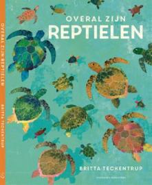 Uitgeverij Fontaine Overal zijn Reptielen +6jr