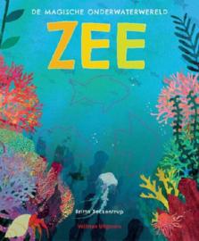 Uitgeverij Veltman Zee, de Magische Onderwaterwereld - Britta Teckentrup