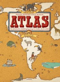Uitgeverij Lannoo Atlas (Luxe Editie) - Aleksandra Mizielinska