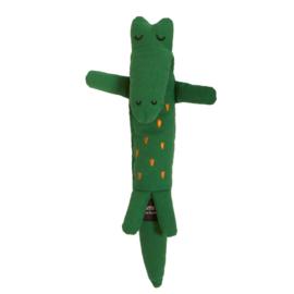 Roommate Knuffel Rag Doll Crocodile - Krokodil