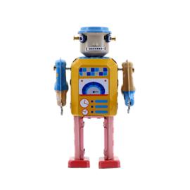 Mr & Mrs Tin Robot - Electro Bot