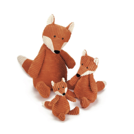 Jellycat Cordy Roy Fox - Knuffel Vos