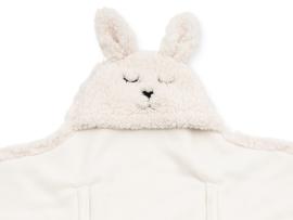 Jollein Wikkeldeken Bunny - Off White