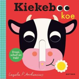 Uitgeverij Gottmer Kiekeboe Koe - Ingela P. Arrhenius