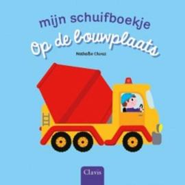Uitgeverij Clavis Schuifboekje - Op de Bouwplaats +1jr