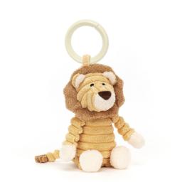 Jellycat Cordy Roy Baby Lion Jitter - Vibrerende Babyspeeltje Baby Leeuw