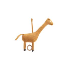 Liewood Muziekdoos Angela - Giraf Mustard