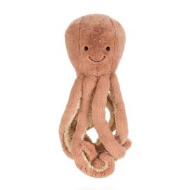 Jellycat Knuffel Octopus - Odell Baby (14cm)