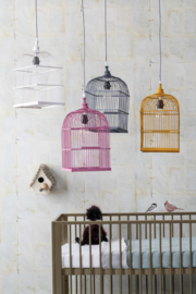 KidsDepot Hanglamp Birdy - Naturel