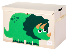 3 Sprouts Speelgoedkist - Dino