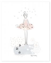 Lilipinso Ballerina Ballerina Plie - Poster (P0202) (op=op)