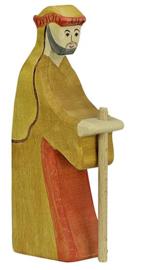 Holztiger - Herder met Staf 2 (80302)