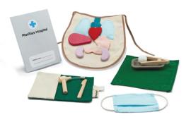 Plantoys Speel Set - Chirurgie Set