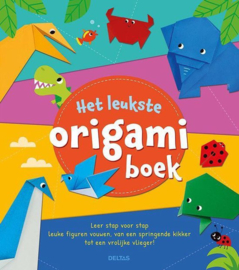 Uitgeverij Deltas Het Leukste Origami Boek