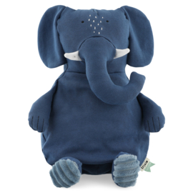 Trixie Knuffel Olifant - Mrs Elephant (38 cm)
