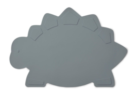 Liewood Placemat Tracy - Dino Blue Wave