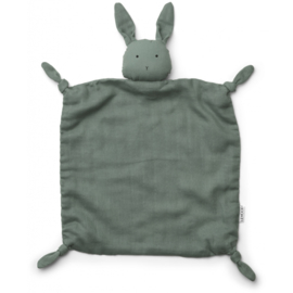Liewood Agnete Knuffeldoek - Rabbit Peppermint