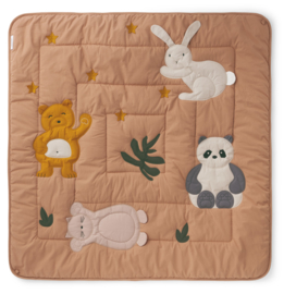Liewood Glenn Activity Blanket Speelkleed - Classic Tuscany Rose