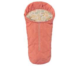 Maileg Sleeping Bag Small Mouse - Peach