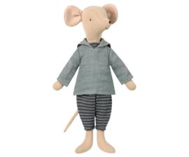 Maileg Medium Mouse Boy (31 cm)