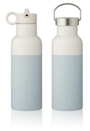 Liewood Drinkfles Neo Waterbottle - Sea Blue Sandy Mix (500ml)