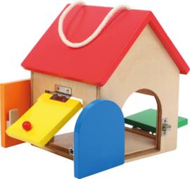 Small Foot Educate - Huis met Sloten + 3jr