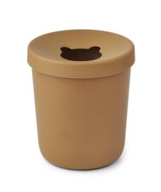 Liewood Prullenbak Evelina Trash Bin - Mustard