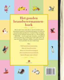 Uitgeverij Rubinstein Het Grote Gouden Brandweermannenboek - Diversen