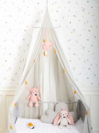 Roommate Knuffel Canvas Sensory Dolls - Uni the Unicorn